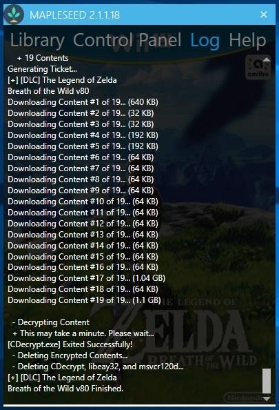 Juegos para Nintendo Wii U (ESP-CEMU-MAPLESEED) – SERGIOHONSB